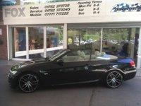 2008 BMW 3 SERIES 2.0 320D M SPORT 2d 174 BHP £9975.00