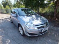 USED 2010 10 VAUXHALL ASTRA 1.6 ACTIVE 5d 115 BHP