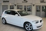 """USED 2009 09 BMW 1 SERIES 2.0 116D SPORT 5d 114 BHP FULL CLOTH SEATS + FULL SERVICE HISTORY + BLUETOOTH + CRUISE CONTROL + AIR CON + 17"""" ALLOYS"""