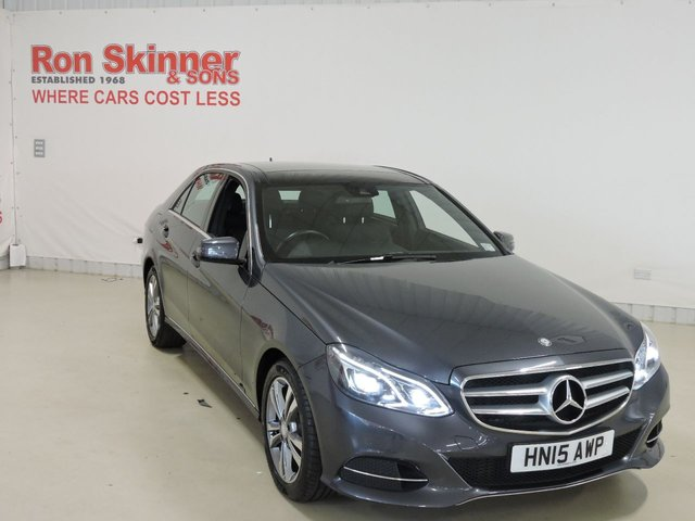 View our 2015 15 MERCEDES-BENZ E-CLASS 2.1 E250 CDI SE PREMIUM 4d AUTO 201 BHP