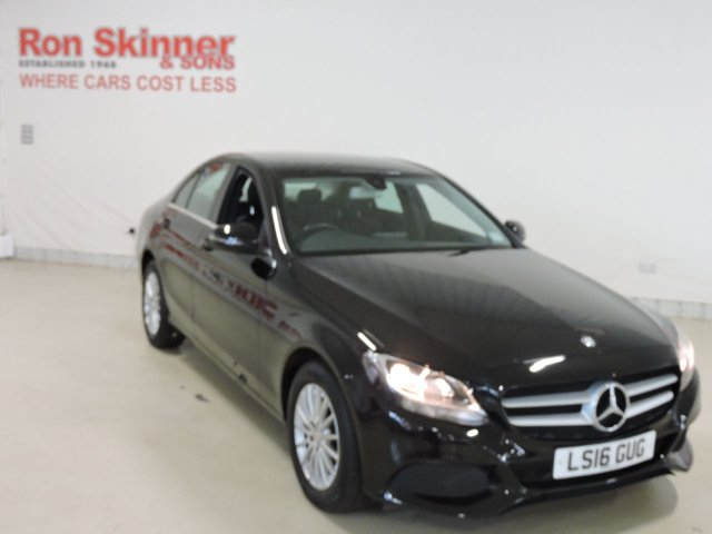 View our 2016 16 MERCEDES-BENZ C-CLASS 1.6 C200 D SE 4d AUTO 136 BHP
