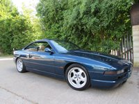 1999 BMW 8 SERIES 4.4 840CI SPORT 2d AUTO INDIVIDUAL M SPORTS PACKAGE 1999 £13995.00