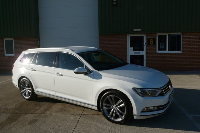 2015 15 VOLKSWAGEN PASSAT 2.0 GT TDI BLUEMOTION TECHNOLOGY 5d 148 BHP