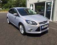 USED 2013 13 FORD FOCUS 1.6 ZETEC THIS VEHICLE IS AT SITE 2 - TO VIEW CALL US ON 01903 323333