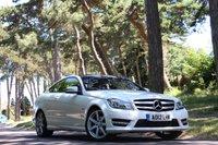 2012 MERCEDES-BENZ C CLASS 2.1 C220 CDI BLUEEFFICIENCY AMG SPORT 2d AUTO 170 BHP £SOLD