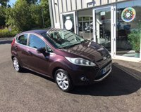 USED 2009 59 FORD FIESTA 1.25 ZETEC THIS VEHICLE IS AT SITE 2 - TO VIEW CALL US ON 01903 323333