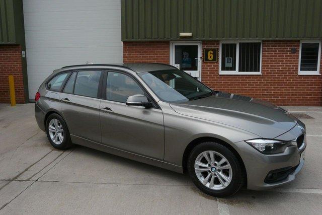2016 16 BMW 3 SERIES 2.0 320D ED PLUS TOURING 5d 161 BHP