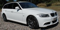 USED 2011 61 BMW 3 SERIES 2.0 320D SPORT PLUS EDITION TOURING 5d AUTO 181 BHP