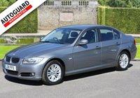 2011 BMW 3 SERIES 2.0 316D ES 4d 114 BHP £6295.00