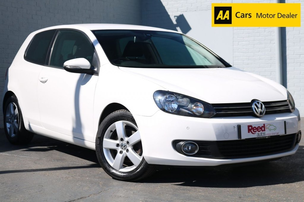 2011 61 VOLKSWAGEN GOLF 2.0 MATCH TDI BLUEMOTION TECHNOLOGY 3d 138 BHP