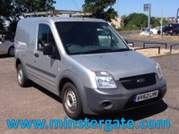 2012 FORD TRANSIT CONNECT 1.8 T220 LR 1d 74 BHP * FULL SERVICE HISTORY * £3990.00