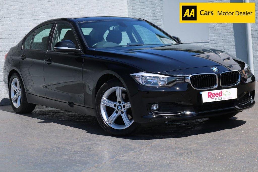 2014 14 BMW 3 SERIES 2.0 316D SE 4d AUTO 114 BHP
