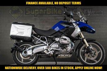 2009 09 BMW R1200GS  £5691.00