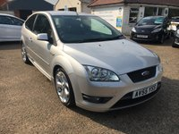 USED 2005 55 FORD FOCUS 2.5 ST-3 3d 225 BHP