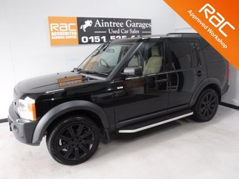 2007 LAND ROVER DISCOVERY 2.7 3 TDV6 SE 5d 188 BHP £6990.00