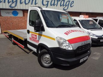 2013 IVECO DAILY 2.3 35S11 1d 106 BHP £8750.00