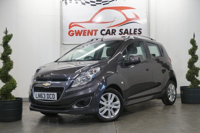 USED 2013 63 CHEVROLET SPARK 1.2 LTZ 5d 80 BHP **LOW MILES,, TWO KEYS,, 2 OWNERS**