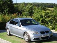 USED 2010 60 BMW 3 SERIES 2.0 318D M SPORT 4d 141 BHP