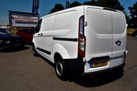 USED 2015 15 FORD TRANSIT CUSTOM 2.2 290 LR P/V 5DR 99 BHP *** ONE OWNER - JUST SERVICED ***