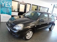 USED 2008 58 RENAULT CLIO 1.1 CAMPUS 8V 3d 58 BHP Low insurance...ideal first car! This Clio is finished in Metallic Black with Black cloth seats. It is fitted with power steering, remote locking, electric windows, CD Stereo and more. It has had one  private owner from new and comes with some service history consisting of stamps, invoices and old Mot certificates. We will supply the car with a new Cambelt, 12 months MOT and 6 months wraranty which can be extended!  (The current Mot runs till september 2018).