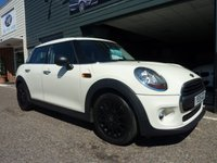2015 MINI HATCH ONE 1.2 ONE 5d 101 BHP £10995.00