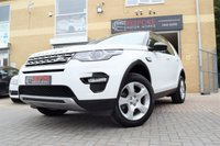 USED 2015 65 LAND ROVER DISCOVERY SPORT 2.0 TD4 HSE 5d 150 BHP