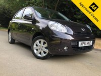 USED 2011 61 NISSAN MICRA 1.2 ACENTA 5d AUTO 79 BHP