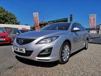 2011 MAZDA 6 2.2 D TS2 5d 163 BHP £SOLD