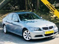 USED 2006 06 BMW 3 SERIES 2.5 325I SE 4d AUTO 215 BHP SPOTLESS VERY VERY LOW MILES  ANY INSPECTION WELCOME ---- ALWAYS SERVICED ON TIME EVERY TIME AND SERVICED MAINLY BY SAME DEALERSHIP THROUGHOUT ITS LIFE,NO EXPENSE SPARED, KEPT TO A VERY HIGH STANDARD THROUGHOUT ITS LIFE, A REAL TRIBUTE TO ITS PREVIOUS OWNER, LOOKS AND DRIVES REALLY NICE IMMACULATE CONDITION THROUGHOUT, MUST BE SEEN FOR THE PRICE BARGAIN BE QUICK, 6 MONTHS WARRANTY AVAILABLE,DEALER FACILITIES,WARRANTY,FINANCE,PART EX,FIRST TO SEE WILL BUY BARGAIN