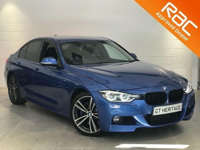 2015 65 BMW 3 SERIES 340I M SPORT 360BHP  PRO NAV/EXHAUST