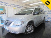 2006 CHRYSLER GRAND VOYAGER 3.3 LIMITED 5d 172 BHP £3000.00