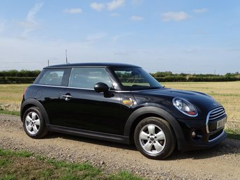 2015 MINI HATCH ONE 1.2 ONE 3d 101 BHP £9695.00