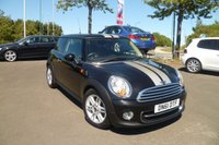 2011 MINI HATCH COOPER 1.6 COOPER D 3d 112 BHP £5595.00