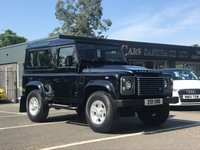 2011 LAND ROVER DEFENDER 2.4 90 TD XS STATION WAGON 1d 121 BHP £26990.00