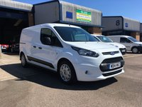 2014 FORD TRANSIT CONNECT 1.6 240 TREND P/V 1d 94 BHP £7250.00