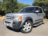 USED 2006 LAND ROVER DISCOVERY 2.7 3 TDV6 HSE 5d AUTO 188 BHP INCREDIBLE SERVICE HISTORY!! HSE!! DRIVES PERFECT!!