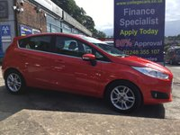 2015 FORD FIESTA 1.5 ZETEC TDCI 5d 74 BHP, only 12000 miles, 1 Owner £SOLD