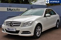 2014 MERCEDES-BENZ C 220 2.1 CDI EXECUTIVE SE 4d AUTO 168 BHP £13780.00