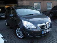 USED 2012 62 VAUXHALL MERIVA 1.7 SE CDTI 5d 128 BHP ANY PART EXCHANGE WELCOME, COUNTRY WIDE DELIVERY ARRANGED