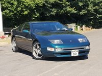 1996 NISSAN 300 ZX 300ZX Slick Top SWB Manual Non Turbo  £4950.00