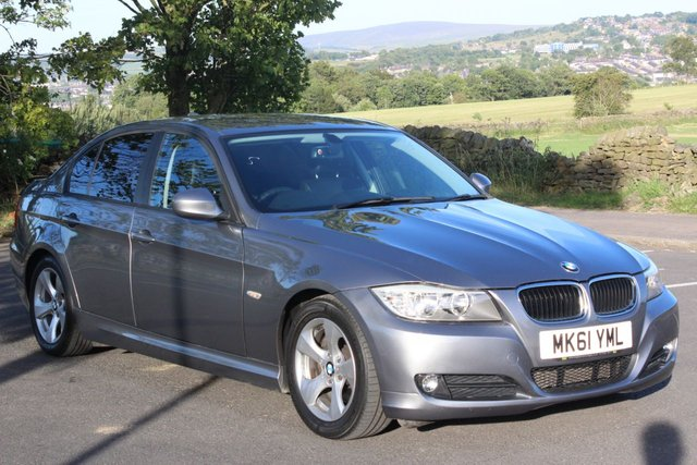 2011 61 BMW 3 SERIES 2.0 320D EFFICIENTDYNAMICS 4d 161 BHP