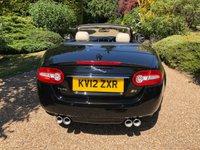 USED 2012 12 JAGUAR XKR 5.0 XKR 2d AUTO 510 BHP