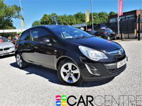 USED 2011 61 VAUXHALL CORSA 1.2 SXI A/C 3d 83 BHP 1 PREVIOUS OWNER +FULL SERVICE