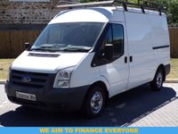 USED 2011 61 FORD TRANSIT 2.2 300 SHR 1d 85 BHP VERY LOW MILEAGE