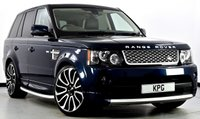 USED 2012 62 LAND ROVER RANGE ROVER SPORT 3.0 SD V6 Autobiography Sport 4X4 5dr Auto [8] Stunning Looks with Great Spec