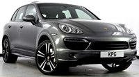 USED 2013 63 PORSCHE CAYENNE 4.2 TD V8 S Tiptronic S AWD 5dr  Pan Roof, Air Sus, SportDesign