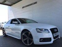 2011 AUDI A5 2.0 TDI S LINE BLACK EDITION 2d 168 BHP £12450.00