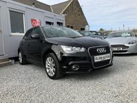 USED 2014 64 AUDI A1 Sport 1.4 TFSI 5dr ( 140 bhp ) One Family Owned with ONLY 8,000 MILES SINCE NEW