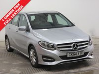 USED 2015 64 MERCEDES-BENZ B CLASS 1.5 B180 CDI SE 5d 107 BHP 1 Owner, Full Service History, serviced in January 2016 at 6,147 miles, January 2017 at 11107 miles and July 2018 at 16,080 miles. MOT until January 2019. Full Leather, Reversing Camera, Air Conditioning, Bluetooth, 2 Keys. Free RAC warranty and Free RAC Breakdown Cover. Nationwide Delivery Available. Finance Available at 9.9% APR representative.
