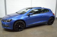 USED 2008 08 VOLKSWAGEN SCIROCCO 2.0 TSI GT 3dr Stunning Condition | PAN ROOF
